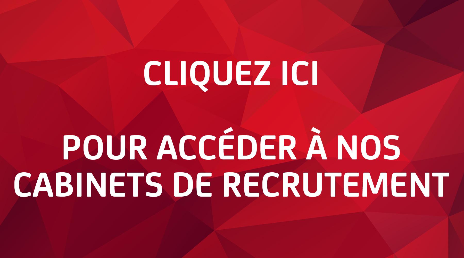 Liste cabinet de recrutement paris - Cabinet recrutement tertiaire ...