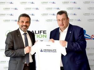 Herbalife Nutrition, nouveau partenaire de la FFVB