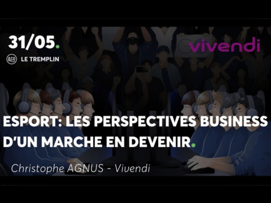 #eSport : les perspectives business d'un marché en devenir