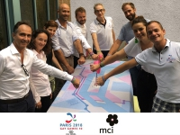 MCI France et les Paris 2018 Gay Games