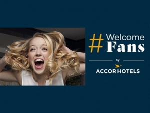 Welcome Fans par Havas S&E et AccorHotels