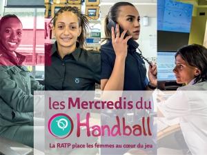 6e édition des Mercredis du Handball