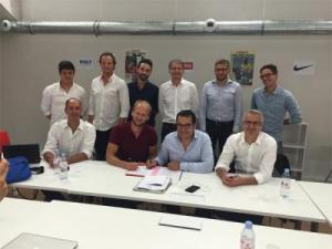 La LFP renouvelle son partenariat avec le Tremplin