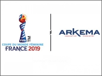Arkema, Supporter National de la Coupe du Monde Féminine