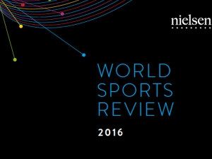 Nielsen : world sports review 2016