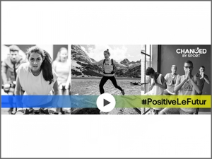 Changed by Sport #PositiveLeFutur