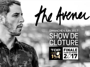The Avener pour clôturer la saison de Top 14 !