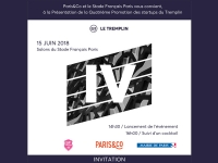 Save The Date : 15/06 - Le Tremplin présente sa 4e promotion de startups
