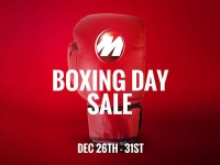 Boxing days 2018 : une 10e édition exceptionelle