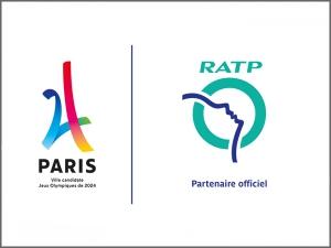 La RATP roule pour PARIS 2024