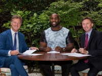 Teddy Riner, nouvel ambassadeur AccorHotels
