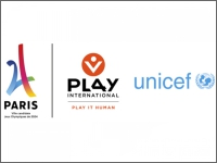 Paris 2024 s'associe à l'UNICEF et PLAY INTERNATIONAL