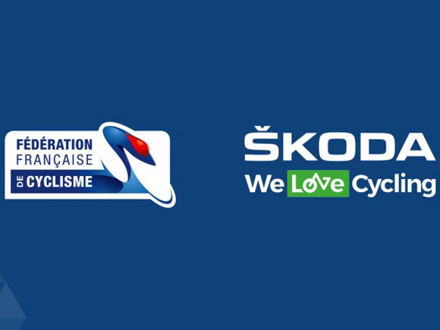 Calendrier Ffc Haut De France 2020.Sporsora Skoda Renouvelle Avec La Ff Cyclisme