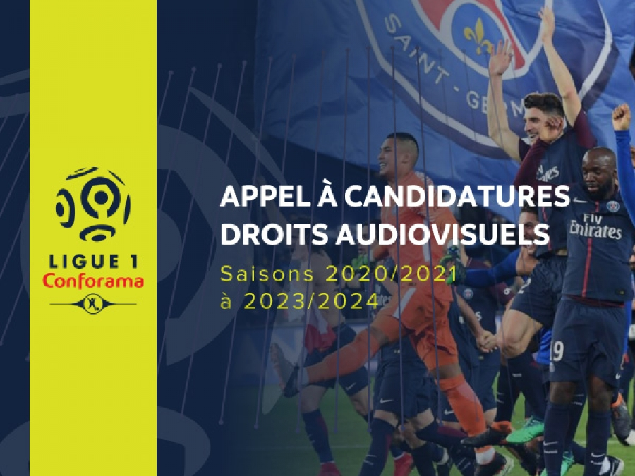 Droits audiovisuels de la Ligue 1 Conforama