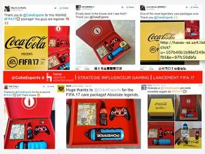 Campagne Fifa 17 réussie pour Coca-Cola et Havas SE