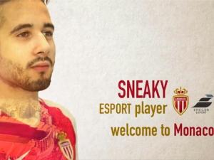 L'AS Monaco se lance dans l'e-sport