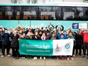 11ème édition des « Mercredis du Rugby » de la RATP