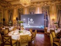 5ème Dîner de Gala PLAY International Shangri-La  Hôtel, Paris