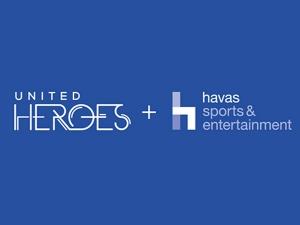 Havas Sports & Entertainment et United Heroes s'associent pour lancer une offre commune d'expériences sportives connectées