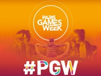 Invitations Paris Games Week 2018