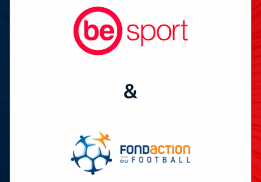 Le Fondaction du Football et Be Sport mettent en place un partenariat