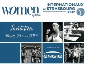 Women Sports Forum / Internationaux de Strasbourg