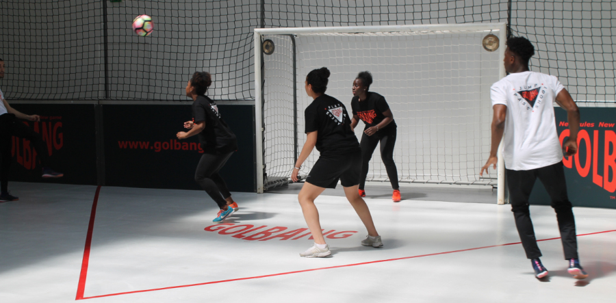 GOLBANG 3v3 FOOTBALL® & ALKE ENSEMBLE POUR FEMINISER LE FOOT !