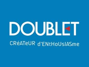 Doublet s'installe en Rhône-Alpes