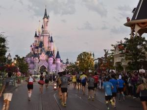 Week-end Semi-Marathon de Disneyland Paris