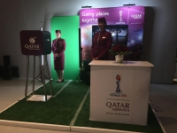 Xtreme Agency accompagne Qatar Airways