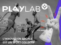 Ouverture du Playlab par PLAY International