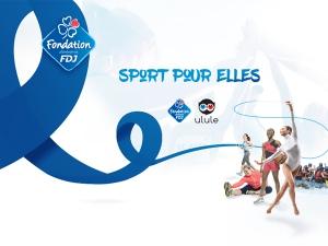"""""""Sport pour Elles"""" de la fondation FDJ"""
